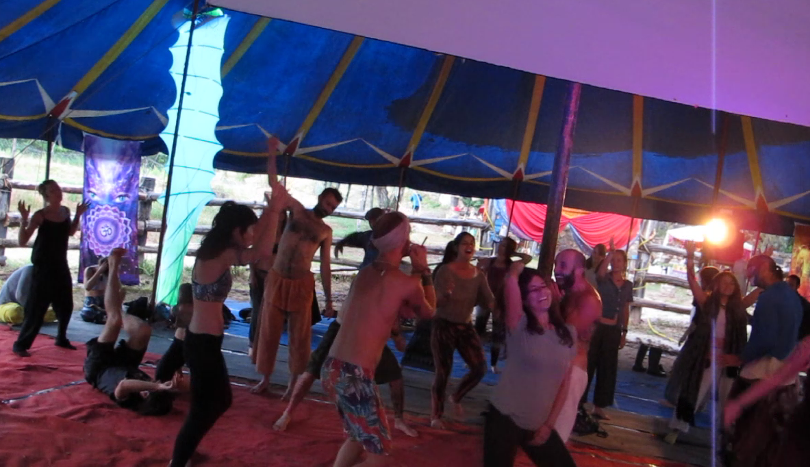 Ecstatic Dance Sonido Pulsar Agni Festival 2017 Dj KLOZE